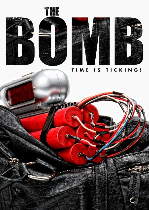 Poster for The Bomb